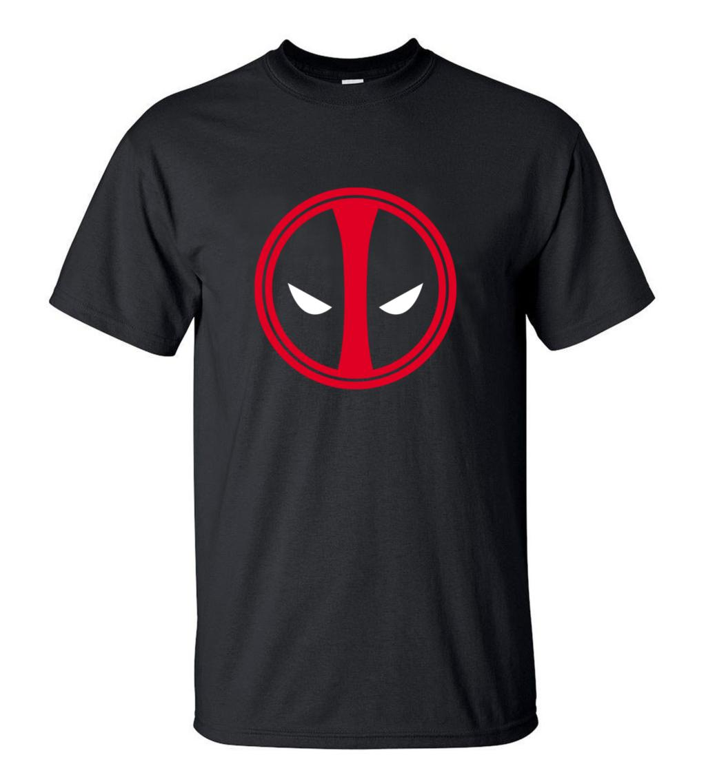 hot sale 2019 Summer X-men Deadpool T-Shirt 100% Cotton Comfortable T Shirts S-3XL Cartoon Top Tees For Fans Camiseta Masculino