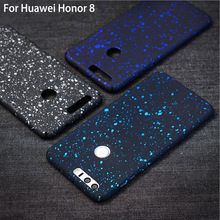 Huawei Honor 8 Case New Hard Back Cover Full Protection For Huawei Honor 8 Cases Mobile phone Accessories(China)
