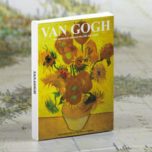 30pcs/lot vintage Van Gogh Paintings postcards Merry Christmas Card/Greeting Card/wish Card/Fashion Gift(China)