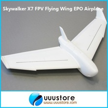 FPV Skywalker x6 white flying wing 1.5 meters x-6 fpv epo large flying wing rc uav model airplane skywalker plane aircraft