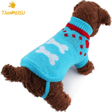 Pet Dog Sweater clothes Winter Woolen Sweater Knitwear Puppy Warm Coat Jumper sweaters for small dogs cats knit Dog Clothing