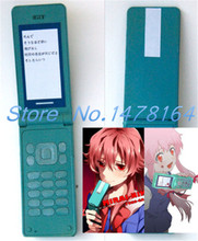 New unique Japanese Future Diary Gasai Yuno Samsung 840SC Cell Phone Model Case 1:1 Cosplay Costume Prop Free Shipping(China)