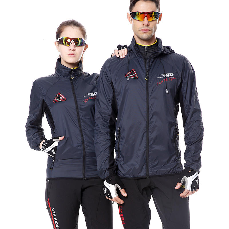 Hurricane Cycling Jacket Men And Women Waterproof Outdoor Sports Clothing Bike Jacket Long Sleeve Cycling Jersey(China (Mainland))