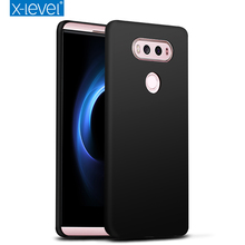 Buy LG G6 Frosted Silicone Case X-Level Guardian Ultra thin Soft Matte TPU Case LG G6 H870 H871 Dual H870DS Scrub Back Cover for $6.55 in AliExpress store