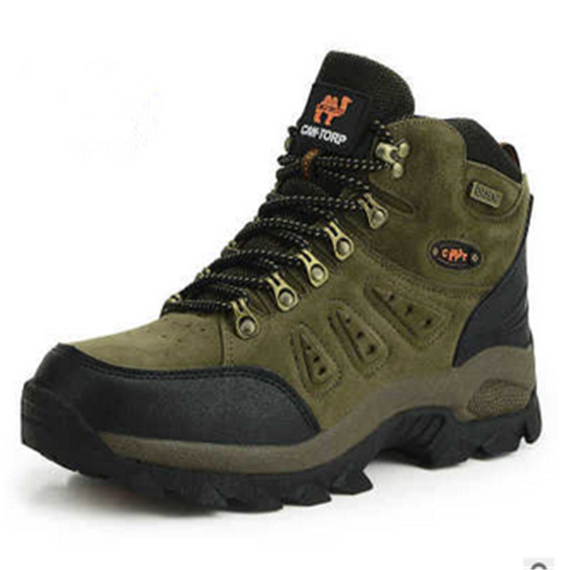 2017 High Quality  Shoes New Autumn Winter Brand Outdoor Mens casual Trekking Mountain  Climbing Shoes zaopato 36-44<br>