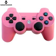Woopower 11 ColorS High Quality 2.4GHz Wireless Bluetooth Game Controller For PS3 Console FOR PS3 Game Gamepad Wholesale Price