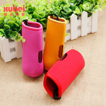 baby milk feeding bottle cooler bag covering insulation/ feeding bottle covers 20 pcs/lot(China)
