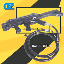 Gun spare parts for Rambo,simulator shooting games ,arcade rambo , coin operated shooting machine,daizu World rambo game
