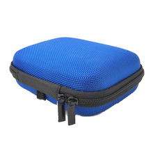 1pcs New Large Hot Selling Earphone Storage Bag Carrying Case for Earphone Power Bank MP3 MP4  Pouches