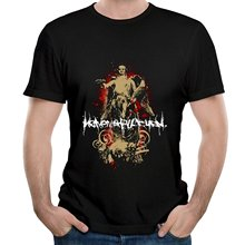 Best Funny T Shirts Heaven Shall Burn Metal Band Logo Men'S O-Neck Short Comfort Soft Shirt