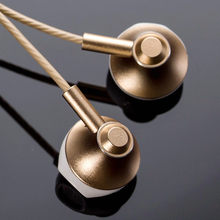 Langsdom F9 3.5mm Ergofit Earphone Metal Bass Earphones with Microphone Headset Earbuds for Phone Computer Fone De Ouvido