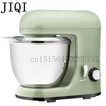 JIQI household electric stand mixers multifunctional food mixer egg beater, cake dough bread mixer machine
