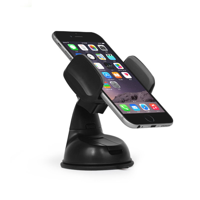 Golf Universal Car Phone Holder 360 Adjustable Sticky Silicone Sucker Phone GPS Holder Stand for iPhone 5 5S 6 6S 7 Plus Samsung(China (Mainland))