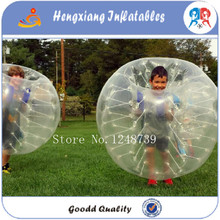 Free Shipping Casual Football Game inflatable bumper ball Inflatable Human Hamster Ball 1.0 M Outside Toy Balls