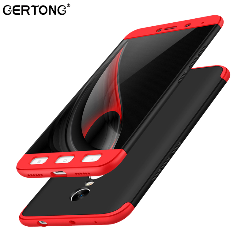3 1 360 Full Cover Case Xiaomi Redmi Note 4X 4 Hard PC Phone Cases Redmi Note 4X Pro Back Shell Protective Fundas