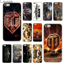 Lavaza world of tanks Hard Plastic Fashion Clear Skin Phone Cover Case for Apple iPhone 5 5S SE Back Coque Shell