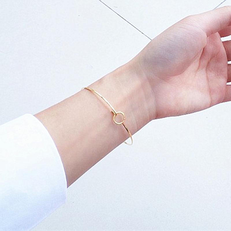 SL233-Heart-Beat-Cuff-Bangles-Bracelets-For-Women-Fashion-Jewelry-Open-End-Bijoux-ECG-Wave-pulseras