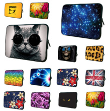 "7"" 8"" Mini PC Tablet Netbook Waterproof Neoprene Protective Cases For Lenovo Samsung Acer HP Apple iPad Mini 7.9"" 8.1"" Cover Bag"