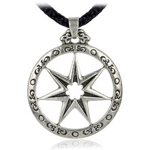 EZEI The Faery Star Fairy Pendant Jewelry Talisman Amulet Elven wiccan Pagan Necklace