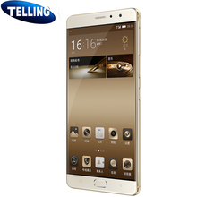 "6"" AMOLED Gionee M6 Plus Mobile Phone Android 6.0 MTK6755 Octa Core 2.0GHz 4G RAM 64G ROM Global Network 4G LTE 16M 6020mAh(China)"