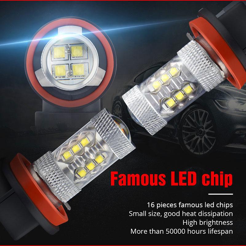 Fog lamp H11 H9 H8 (6)
