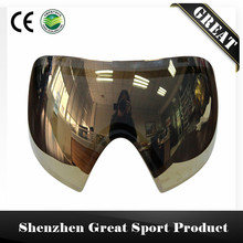 Replacement Anti Fog Yellow Thermal Lens Goggle for DYE I4 Mask(China)