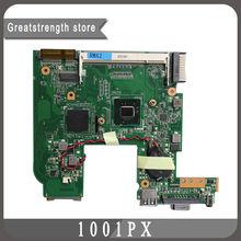 For Auss Eee PC 1001PX rev 1.2 Laptop motherboard with Atom N450 Cpu main board