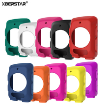 Silicone Skin Protective Shell Case Cover for Garmin Edge 520 GPS Cycling Computer Accessories 10 Colors for choose