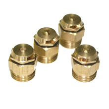 25pcs brass Atomizer 180 degree Refraction nozzle For agricultural irrigation Watering plants Knapsack Sprayer Nozzle Water