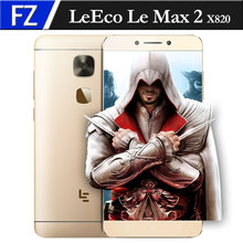 "2017 New LETV LeEco Le Max 2 X820 5.7"" WQHD Android 6.0 4G Phone Snapdragon 820 Quad-core 21MP CAM 6GB RAM 64GB ROM Fingerprint"