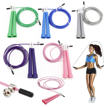 Liplasting Crossfit Speed Skipping Rope strength Training New Jump Rope Fitness Exercise Cardio Lose Weight + Free shipping!