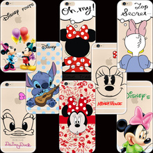 6/6S Cheapest Price Pattern Cartoon Character Silicon Phone Shell For Apple iPhone 6 6S 4.7'' Case For iPhone6 Cases Cover Best