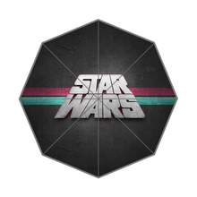 New Design Custom Star Wars High Quality  Three Folding Sunny and Rainly Umbrella UMN19