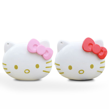 Mini lovely Hello Kitty MP3 Music Player Support microsd TF Card Mini MP3 Player+Hello Kitty Earphone+Mini USB+Hello kitty bag(China)