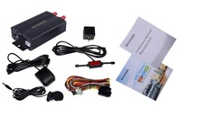 vehicle gps tracker tk 103 with shock sensor , fuel level monitoring gps tracker BN-103A No box