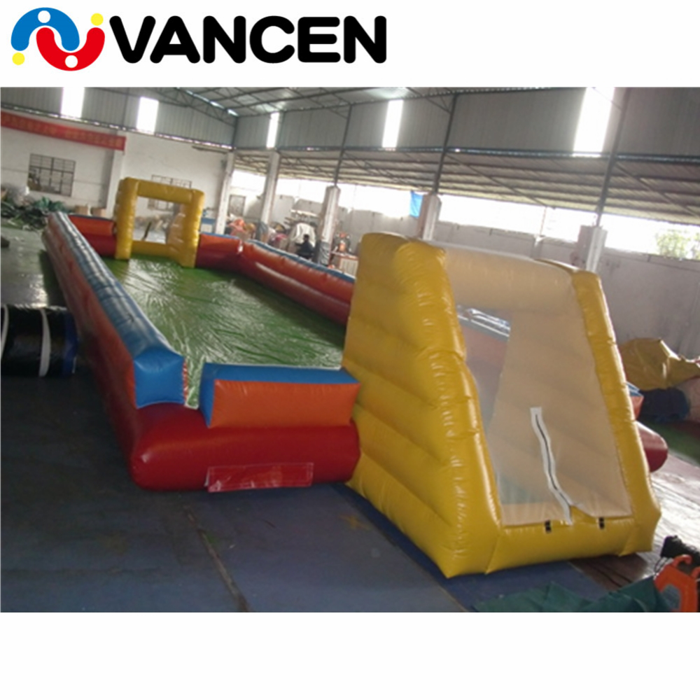 inflatable soccer field28
