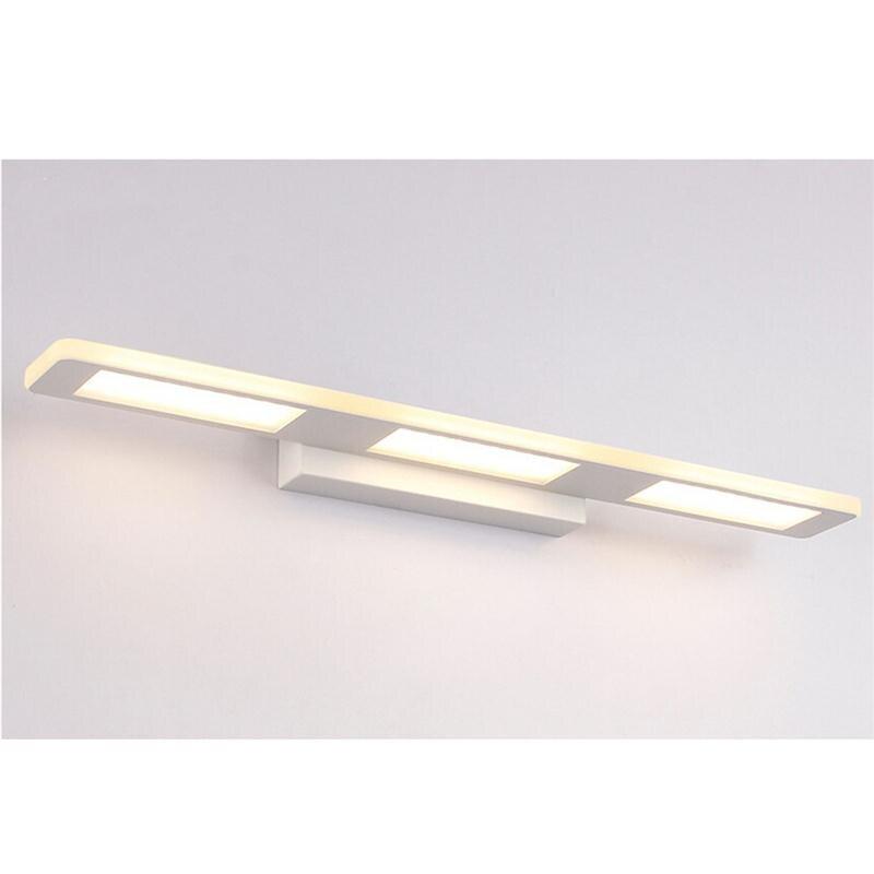 37CM Bathroom Light Fixtures Led 12W Moistureproof Modern Cosmetic Acrylic Wall  Lamp Bathroom Lighting(China