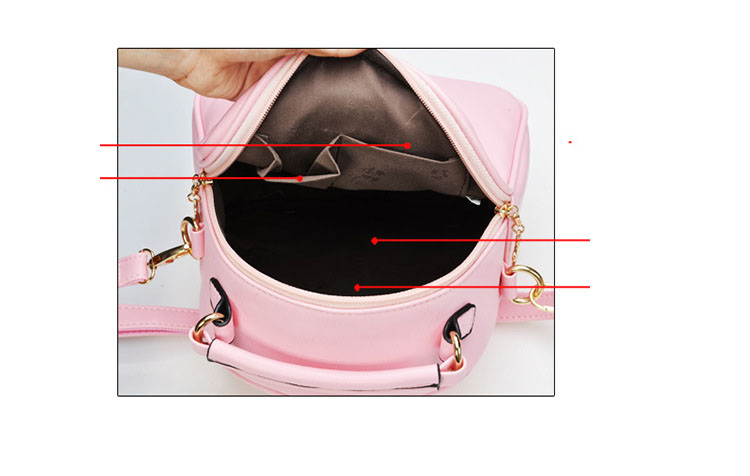 VMOHUP Cute Women Backpack School Women Pu Leather Backpacks for Teenage Girls Funny Rabbit Ears  Shoulder Bags Female Mochila (4)