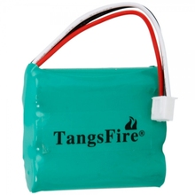 TangsFire 3.6V TS-HGB-2A10X3 Rechargeable Cordless Phone Battery Green(China)