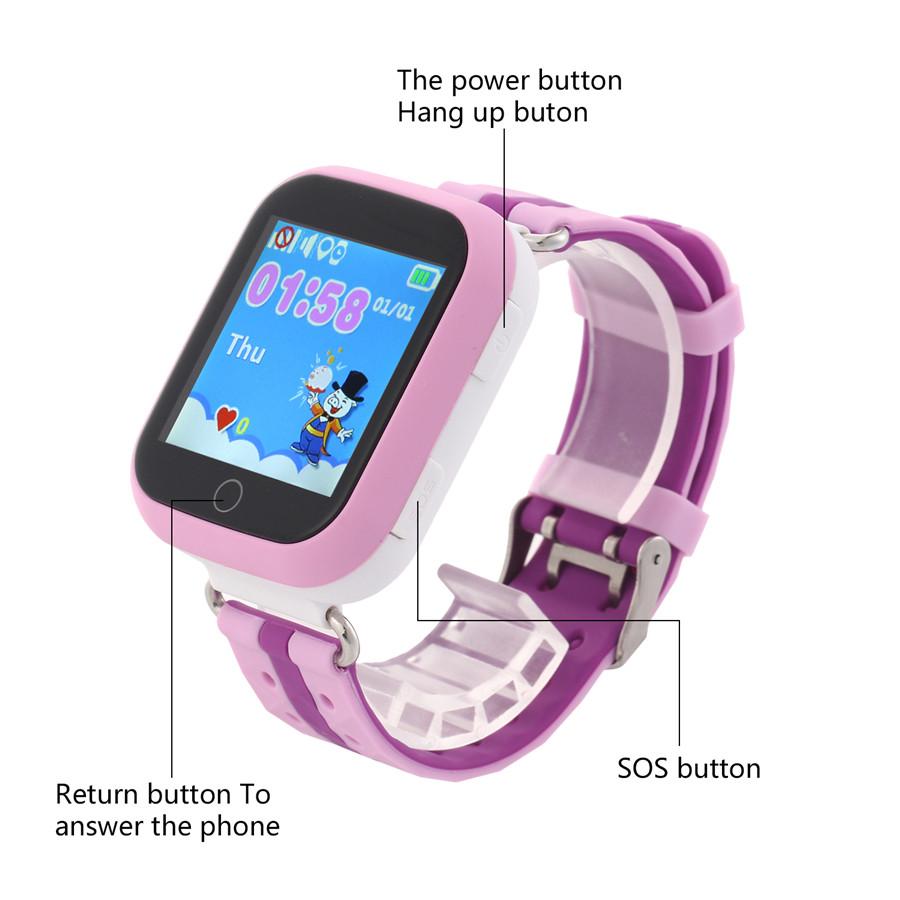 smart baby watch smartwatch smartwach Q100 (4)