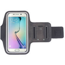Suppion for Samsung Galaxy S6 Edge Cell Phone Sports Gym Armband Pouch 2017 New Arm Band Case Cover Wholesale