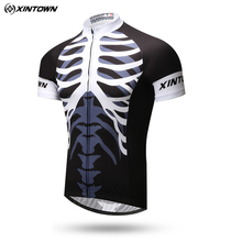 XINTOWN Cycling Jersey Men triathlon traje ciclismo hombre invierno motocross Bicycle colthes mtb Garment Clothes Bike dress