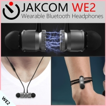 Jakcom WE2 Wearable Bluetooth Headphones New Product Of Satellite Tv Receiver As Android Tv Tuner Mini Dvb T2 Tv Card