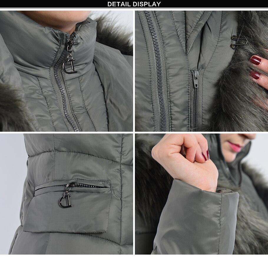 2018 Acolchados Chaqueta Compre Abrigos Mujer Invierno Ucrania De 4AT0qTv
