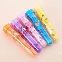 1PC Portable Tube Soap Petals For Travel Scented Soap Bath Flakes ChildHand Washing Soaps Vogue(China)