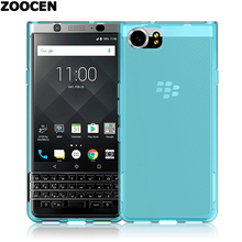 "ZOOCEN Flip Cover for  Blackberry Keyone Mercury DTEK70 PRESS 4.5""inch Phone Soft Silicone Case Bag Full Protection Cover"