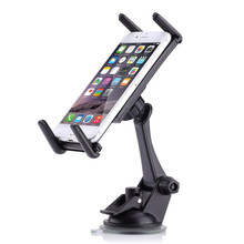 Universal Tablet Holder Stand For Mobile Phone For iPad For Sumsung Multi-function Car Phone Holder New Stand Holder For GPS