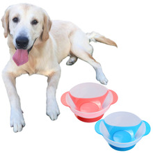 Pet Bowl Feeder Dog Cat Bowl Container for Food Water Feeding Feeder For Dogs Cats Goods for Pets pets Supplies Pet supplies(China)