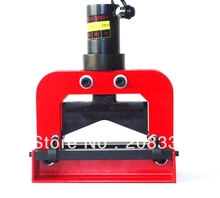 Hydraulic Bus bar Cutting Tool 12mm max thickness Hydraulic Cutting Tool CWC-200V Hydraulic Busbar Cutter Copper Cutting Tool(China)