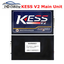 Best Quality Stable Main Unit KESS V2 Master Version HW4.036 SW2.30 KESS Adapter Sale Only Free Provide Software Weblink